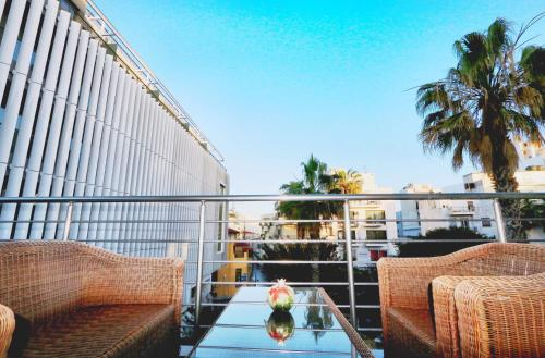 MInimalist Appartments, Pension in Iraklio