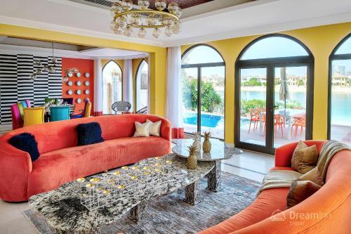 Dream Inn Dubai - Palm Island Retreat Villa
