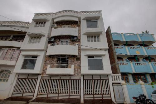 Sea-View 1BHK Home near Pondicherry City Centre