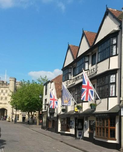 The Crown at Wells, Somerset (B&B)