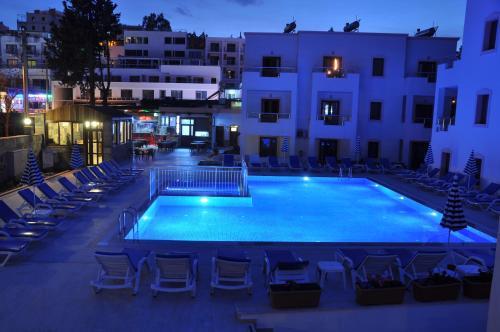 Bodrum City WATERGARDEN APART HOTEL ulaşım