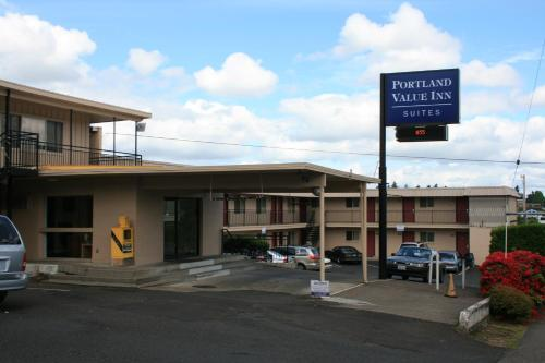 Hotel Portland Value Inn & Suites