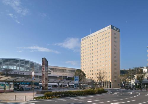 鹿兒島烏比客酒店 Hotel Urbic Kagoshima