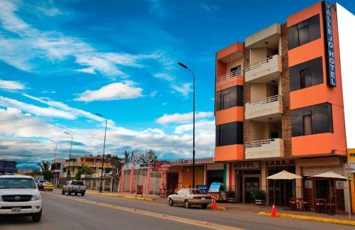 Vallejo Hotel, Huaquillas