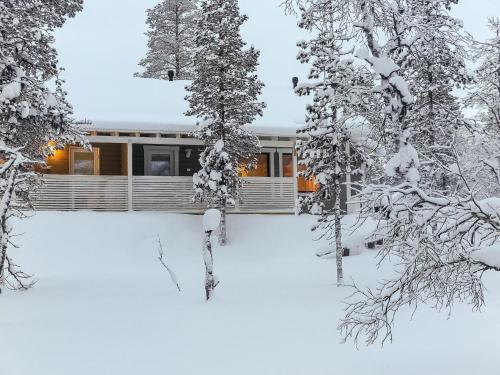 Holiday Home Hilla a - Hotel - Saariselkä
