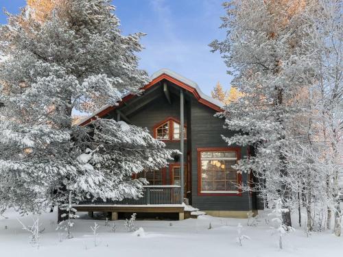 Holiday Home Riekkoluosto - Luosto