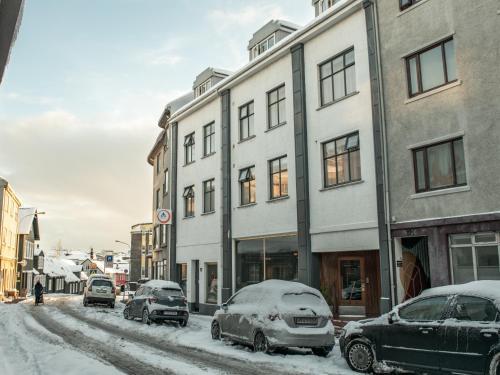 Vesturgata 17, Reykjavik, Iceland.