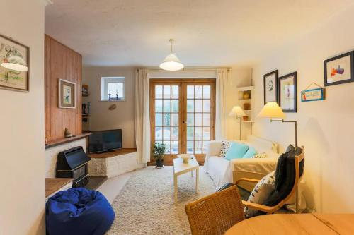 Cosy Cottage With Free Parking, 15 Min Walk To St Ives Centre, St Ives, Cornwall