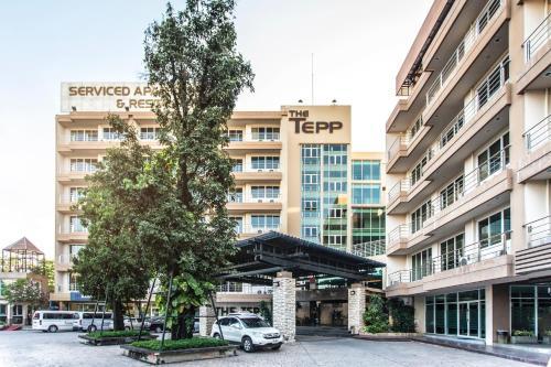 The Tepp Aparthotel The Tepp Aparthotel