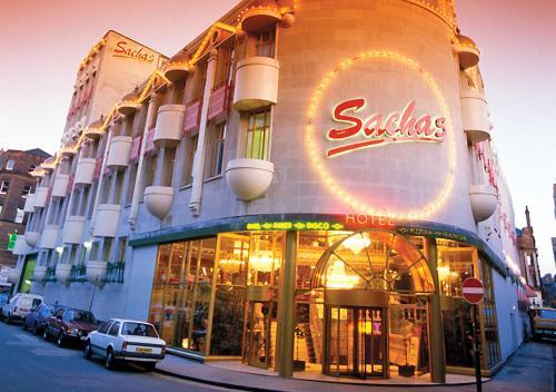 Sachas Hotel Manchester