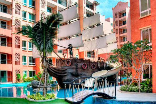 Seven Seas Resort Pattaya 1 bed Seven Seas Resort Pattaya 1 bed