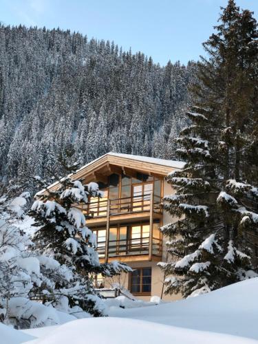 Chalet Griffin - Hotel - St. Anton am Arlberg