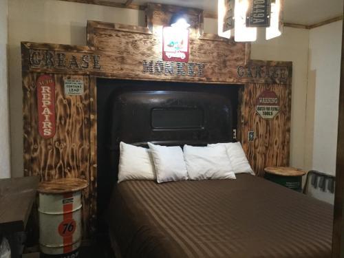 Black Bear Motel - Accommodation - Davenport