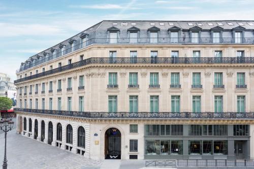 W Paris - Opéra impression