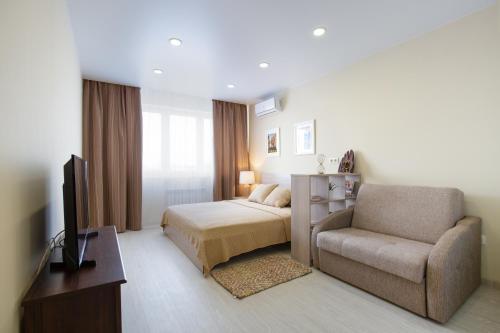 . Azbuka Apartments on Kommunisticheskaya 107