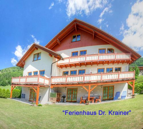 Ferienhaus Christina & Haus Dr. Krainer Bad Kleinkirchheim