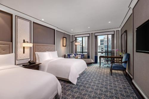 The Athenee Hotel, A Luxury Collection Hotel, Bangkok impression