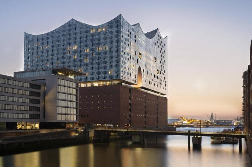 The Westin Hamburg impression