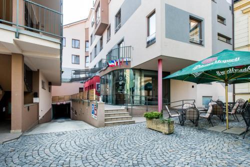 Hotel-overnachting met je hond in Hotel Mlynska - Uherské Hradiště