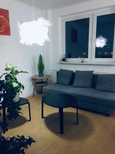 private room with balcony, Jena