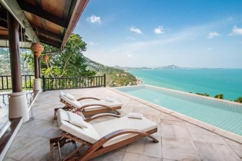 Villa Lotus Luxury Thai style Seaview/Infinity pool/Breakfast Villa Lotus Luxury Thai style Seaview/Infinity pool/Breakfast
