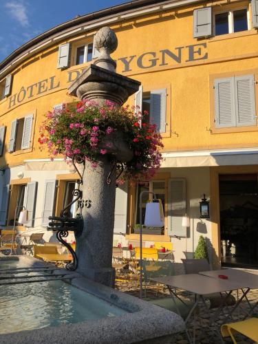 . Hôtel du Cygne