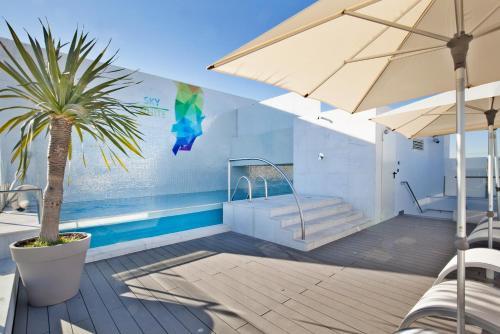 Hotel White Lisboa impression