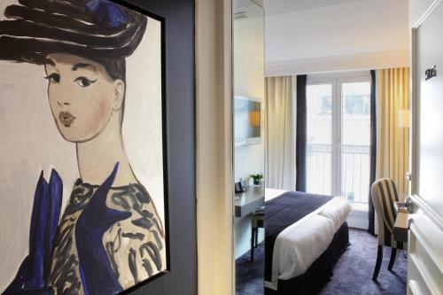 Hôtel Diva Opera (Paris) : prices, photos and reviews