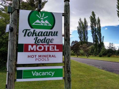 . Tokaanu Lodge Motel
