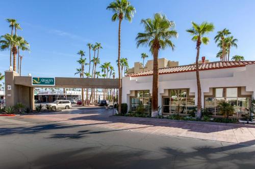 . Quality Inn Palm Springs Downtown
