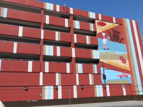 600 Fremont Street, Las Vegas, Nevada NV89101, United States.