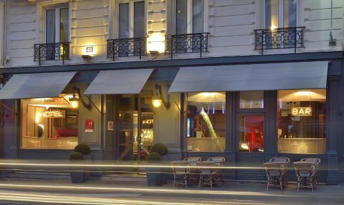Best Western Premier Opéra Faubourg (Ex Hotel Jules) photo 40