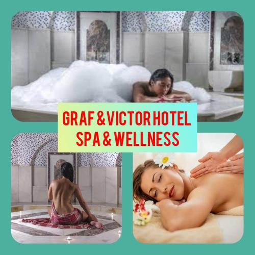 Alanya Graf Victor Hotel indirim kuponu