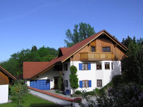 Ferienwohnung am Kneipp-Park - Apartment - Scheidegg