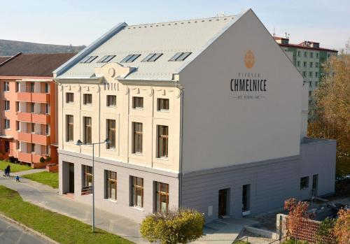 . hotel Chmelnice