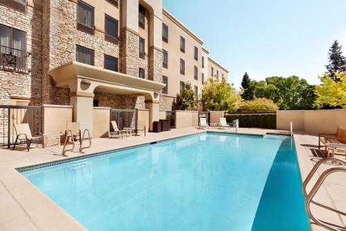 Hampton Inn&Suites West Sacramento - Hotel