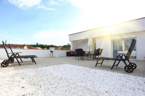 Jeta Apartments Апартаменты с террасой