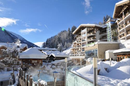 Hotel Alpine Palace Hinterglemm