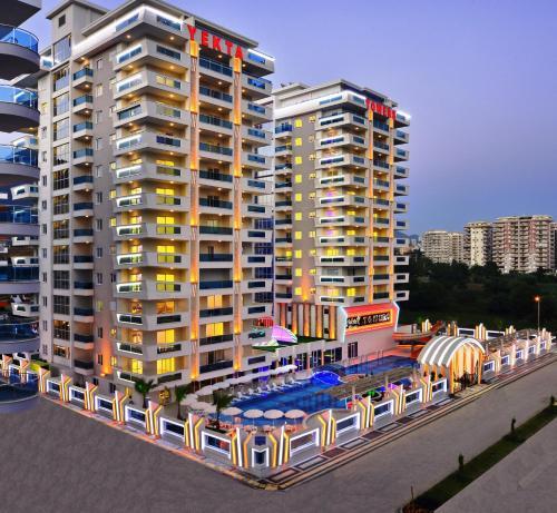 Alanya Yekta Towers Residence telefon