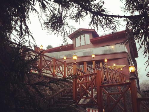 Arhavi Falez Cafe&Restaurant&Pansiyon tatil