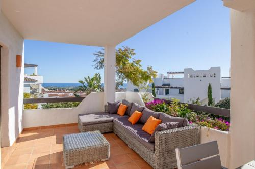 . 2193-Modern apt with terrace and seaview