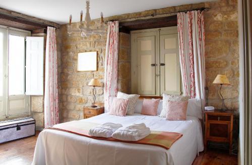 Habitación Doble Especial - 1 o 2 camas Hospedería Señorío de Briñas 17