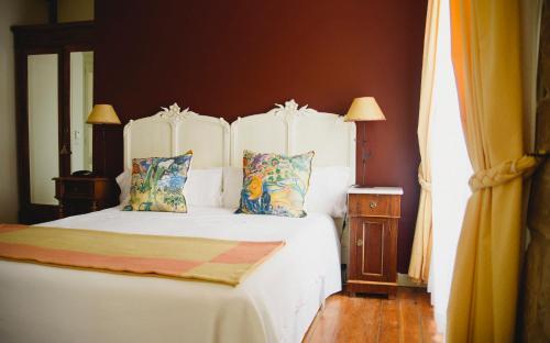 Habitación Doble Especial - 1 o 2 camas Hospedería Señorío de Briñas 18