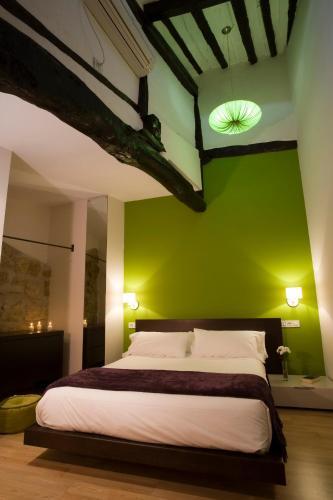 Habitación Doble Especial - 1 o 2 camas Hospedería Señorío de Briñas 19