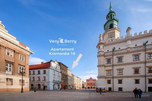 . Very Berry - Kramarska 18 - Old City Stary Rynek, check in 24h