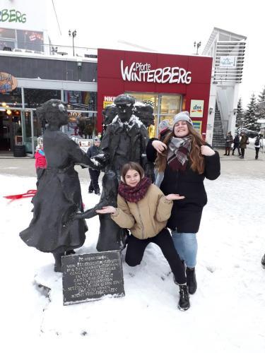 Am Winterberger Kurpark Winterberg