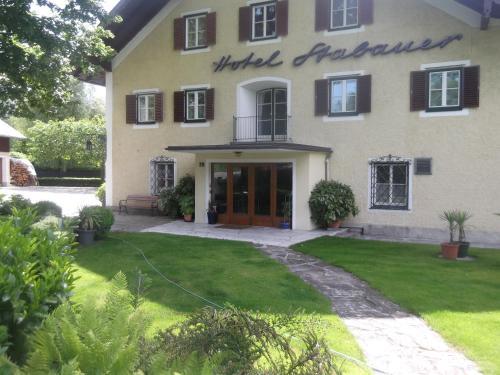 . Hotel - Garni Stabauer
