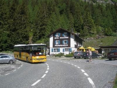 Hotel Rhonequelle - Oberwald