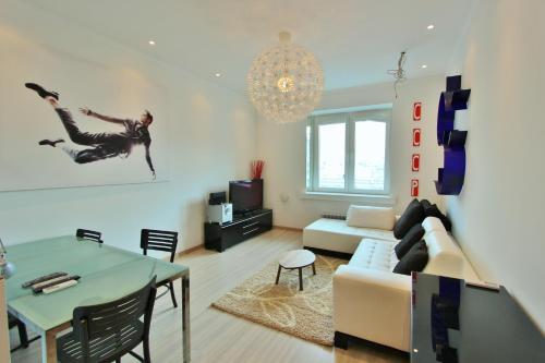 HotelFlats4U Tverskaya Apartments