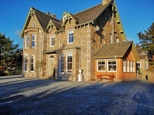 Craigroyston House, Pitlochry